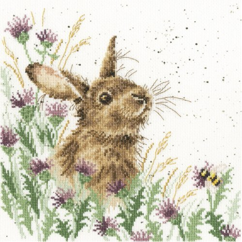 Bothy Threads Cross Stitch Kit - The Meadow
