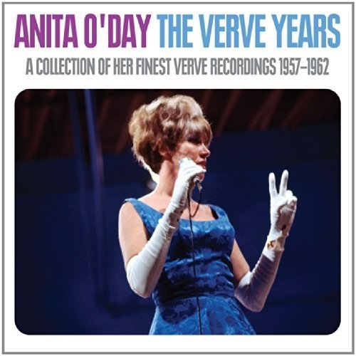 The Verve Years 1957 - 1962 Box Set Audio Cd Anita O Day