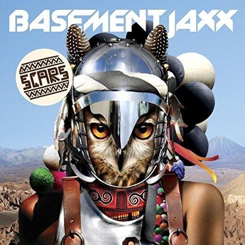 Basement Jaxx - Scars [CD]