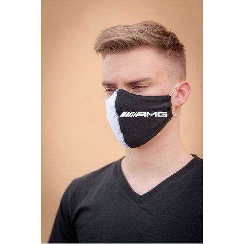 AMG Facemask, washable, 100%cotton