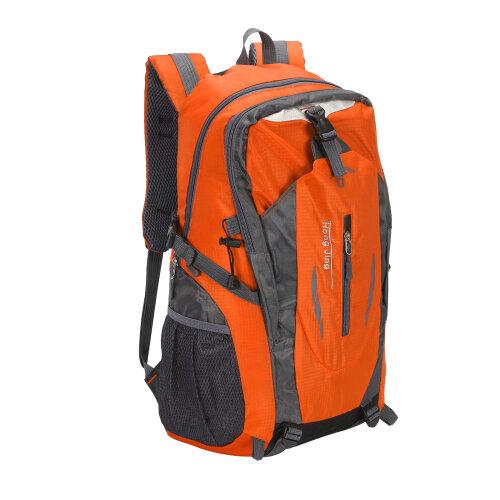 (Orange) 40L Hiking Rucksack
