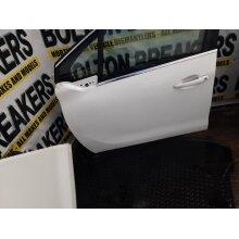 2012-2015 Peugeot 208 5 DOOR BARE (FRONT PASSENGER SIDE) WHITE (ewbp) - Used