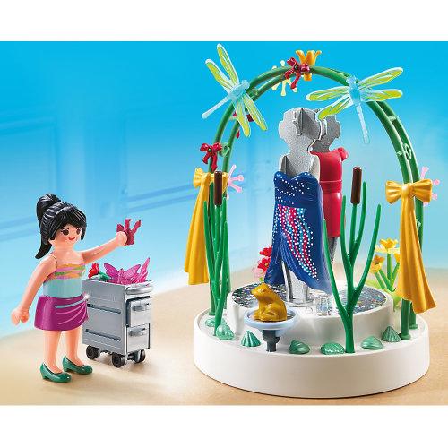 Playmobil 5489 City Life Clothing Display