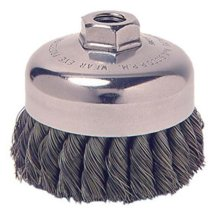 ATD Tools 8284 4 In. Knot - Style Cup Brush