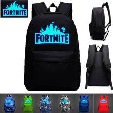 Fortnite Battle Royale Rucksack School Bag Luminous