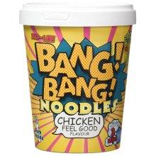 KOLEE BangBang Noodles Chicken Feel Good Flavour 65 g (Pack of 8)