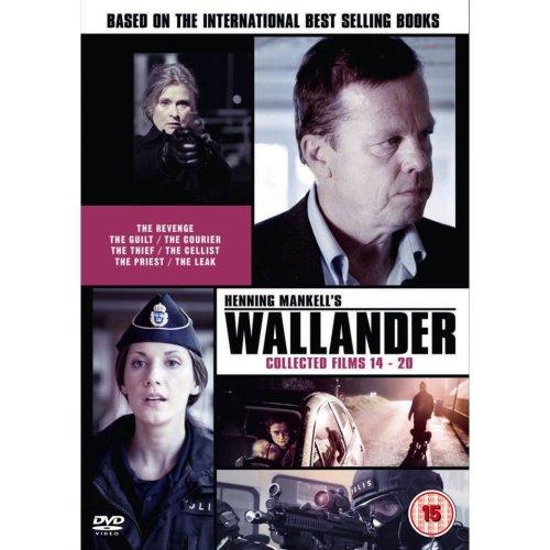 Wallander - Films 14 to 20 DVD [2014]