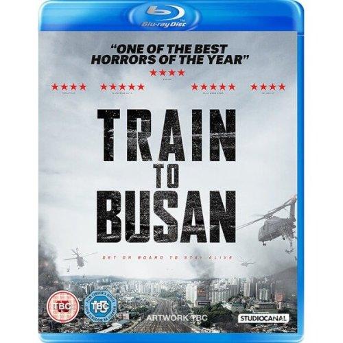 Train To Busan Blu-Ray [2017]