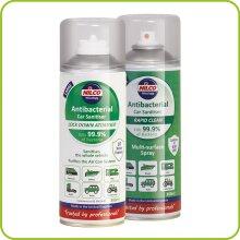 Nilco Antibacterial Car Cleaner & Sanitiser - 300ml