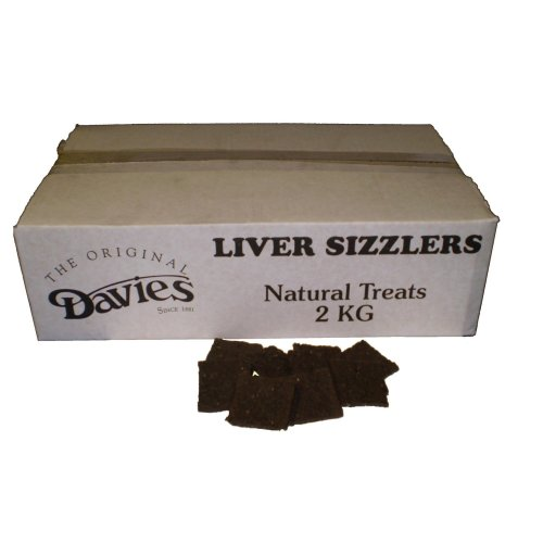 Davies Chewy Liver Sizzlers 2kg