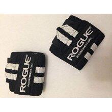 Rogue Fitness Wrist Wraps Short 12 Black Power Weight Lifting