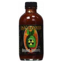 Da' Bomb Beyond Insanity Extremely Hot Habanero Pepper Chilli Sauce 113g