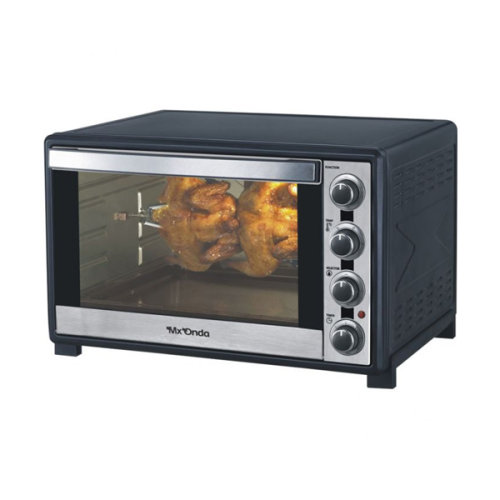 Conventional Oven Mx Onda MXHC2600 60 L 2200W Stainless steel