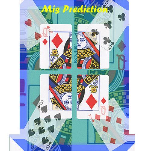Mis-Prediction by Vincenzo Di Fatta Magic - Trick