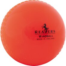 Readers WindBall Cricket Practice Indoor Training Coaching Balls Adult Child New (UK2020)