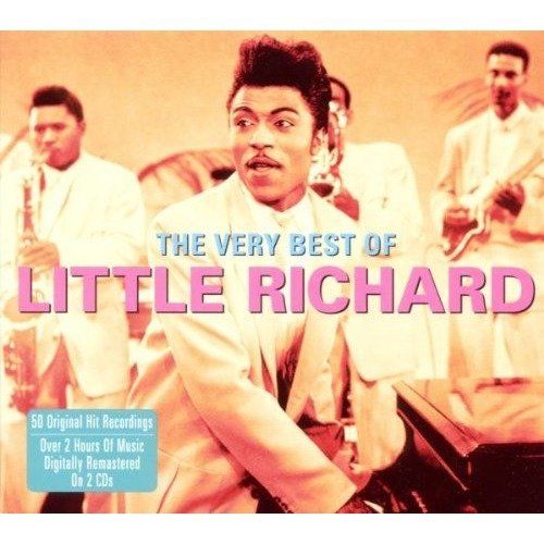 The Very Best of Original Recording Remastered Audio Cd Little Richard