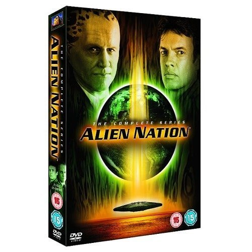 Alien Nation - The Complete Series DVD [2007]