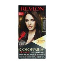 Revlon Colorsilk Buttercream Lasting Color Dark Soft Mahogany For Womens