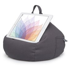 iBeani Bean Bag Cushion Stand for iPad, Tablets & Ebook readers   Stable Tablet Holder for All Devices