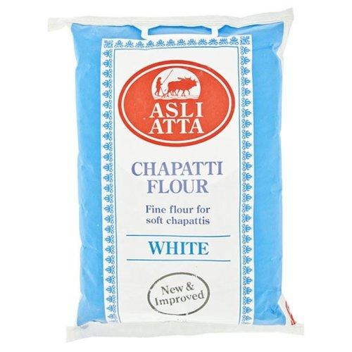 Asli Atta - White Chapatti Flour - 10kg