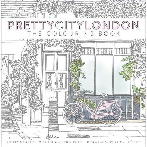 prettycitylondon: The Colouring Book