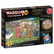 Jumbo Wasgij Original 32 - The Big Weigh In! 1000 Piece Jigsaw Puzzle