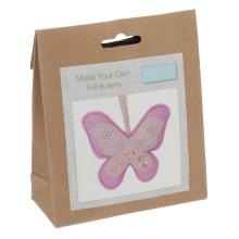 Felt Decoration Kit: Butterfly