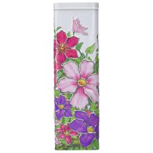 Churchill's Clematis Tin with Shortbread Rounds 250 g