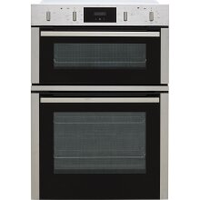 NEFF N30 U1CHC0AN0B Built In Electric Double Oven - Stainless Steel