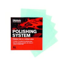 D'Addario Planet Waves Fret Polishing System Improves Instrument Tone & Performance PW-FRP