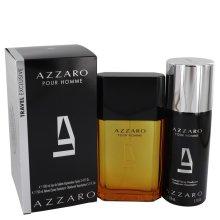 AZZARO by Azzaro Gift Set -- 3.4 oz Eau De Toilette Spray + 5.1 oz Deodorant Spray