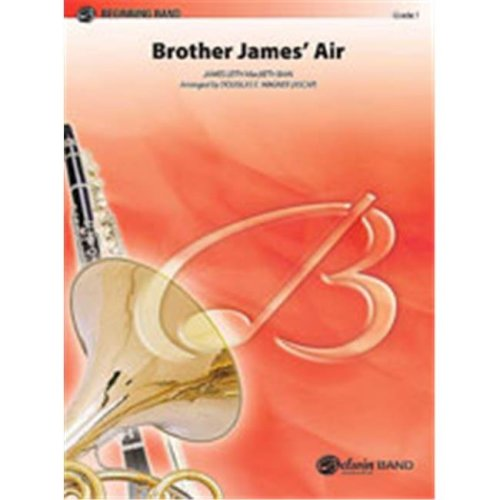 Alfred 00-BD9526 BROTHER JAMES AIR-CB