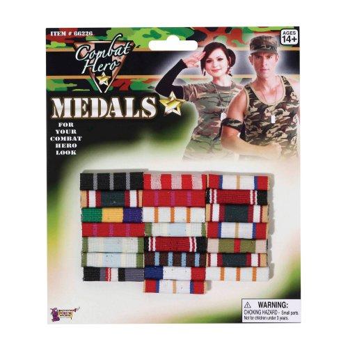 Bristol Novelty Fake Military Medal Bars