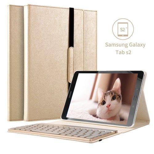 custodia samsung s2 tablet 9.7 con tastiera