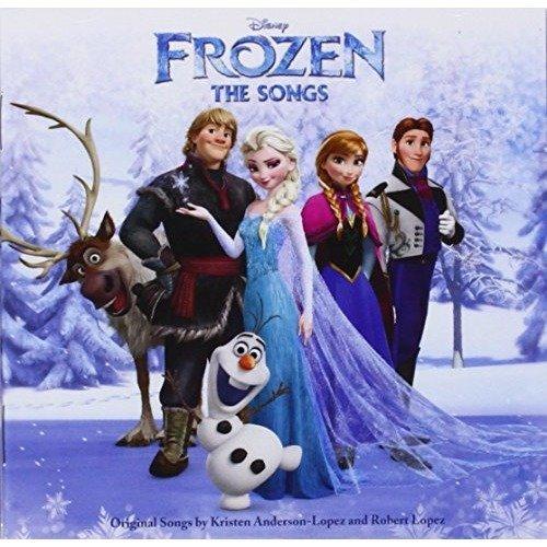 Frozen the Songs [CD]