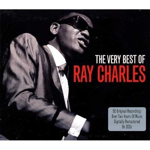 The Very Best of Ray Charles Cd Audio Cd Ray Charles