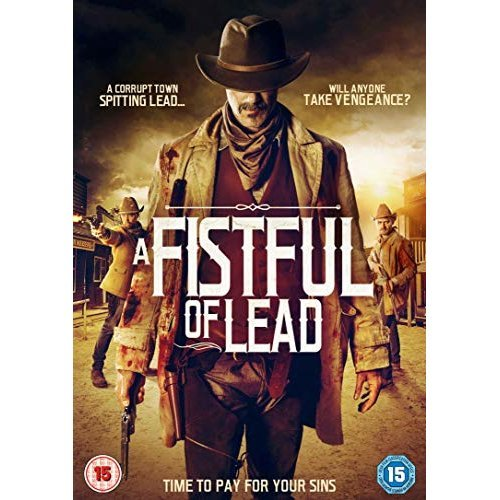 A Fistful of Lead DVD [2019]