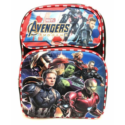 Backpack - Marvel - Avengers Endgame 3D Pop-up New 176877-2