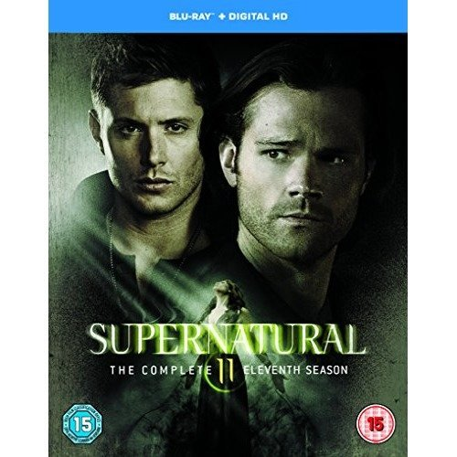 Supernatural Season 11 Blu-Ray [2016]