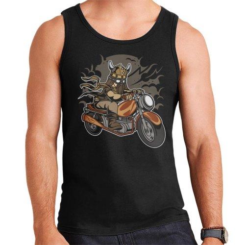 Viking Motorcycle Men's Vest