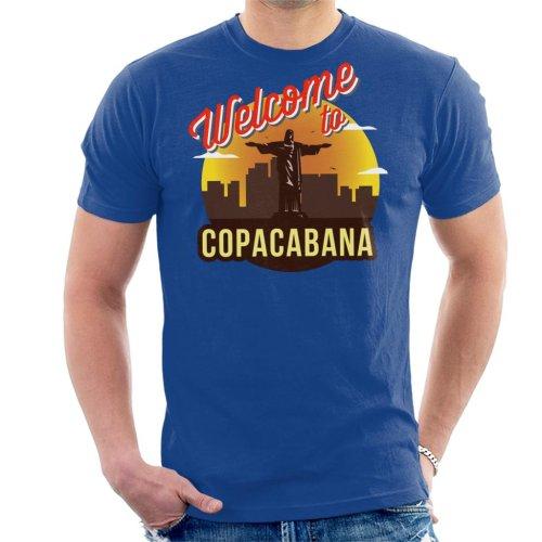 Welcome To Copacabana Men's T-Shirt