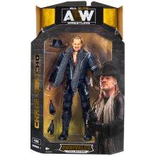 All Elite Wrestling AEW Unrivalled Collection 16.5 cm Figure - Chris Jericho