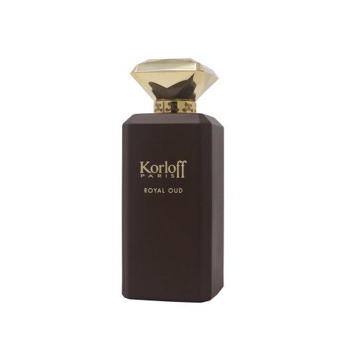 Korloff Royal Oud Eau De Parfum 3oz/88ml New In Box