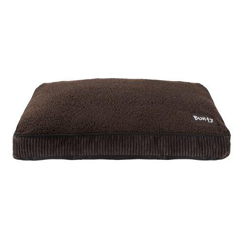 (Medium) Bunty Snooze Dog Bed | Fleece Dog Cushion