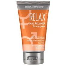 Relax Anal Relaxer For Everyone Waterbased Lubricant