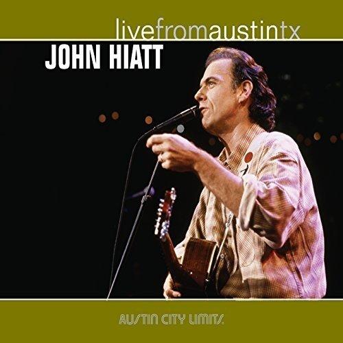 John Hiatt - Live from Austin Tx [CD]