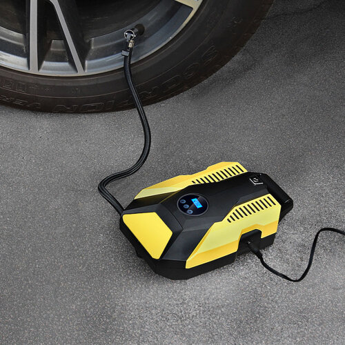 Tyre Inflator Digital Electric Car Pump Led Lcd Air Compressor