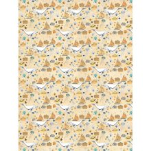 Decopatch Paper - Design FDA766 - Full Sized Sheet 30 x 40cm