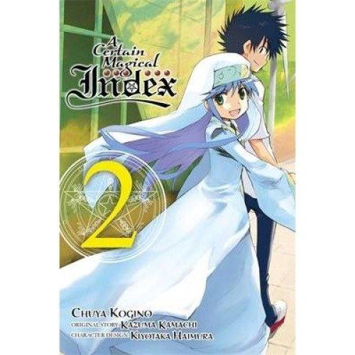 A Certain Magical Index: (manga) Vol. 2