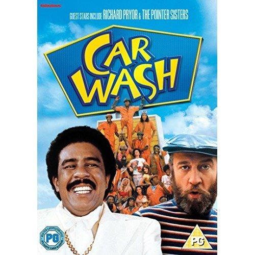 Car Wash DVD [2016]